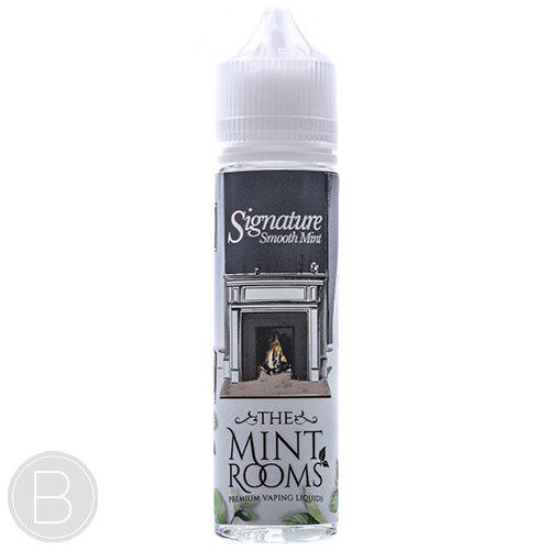 The Mint Rooms – Signature - 0mg 50ml Short Fill - BEAUM VAPE