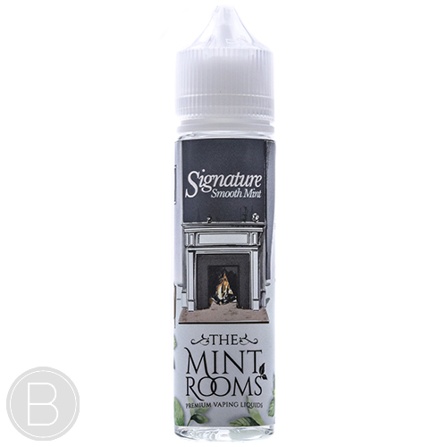 The Mint Rooms – Signature - 0mg 50ml Short Fill - BEAUM VAPE