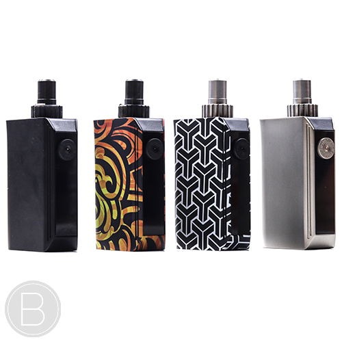 Squid Industries Squad Kit - 1300mAh AIO Kit - BEAUM VAPE