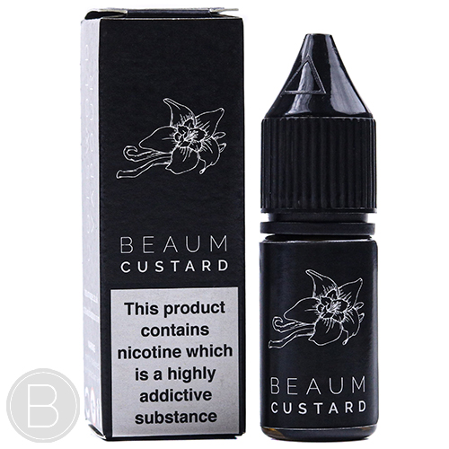 BEAUM - Beaum Custard - 10ml E-Liquid - BEAUM VAPE