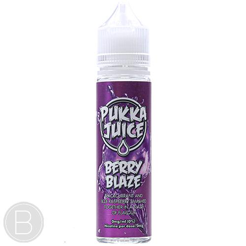 Pukka Juice - Berry Blaze - 50ml 0mg E-Liquid - BEAUM VAPE