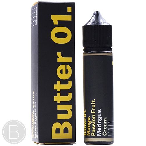 Supergood. - Butter 01 - 50ml Short Fill E-Liquid - BEAUM VAPE
