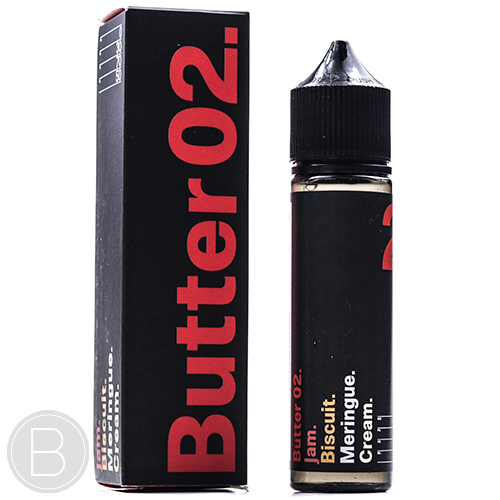 Supergood. - Butter 02 - 50ml Short Fill E-Liquid - BEAUM VAPE
