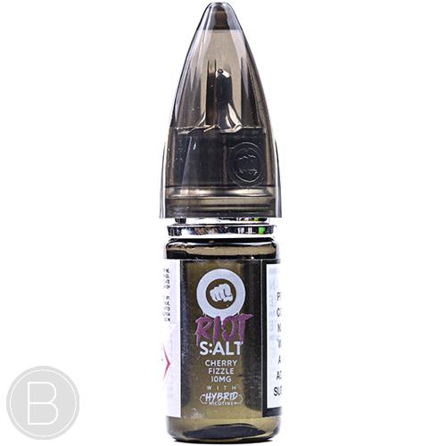 Riot S:ALT - Cherry Fizzle - Hybrid Nicotine E-liquid - BEAUM VAPE
