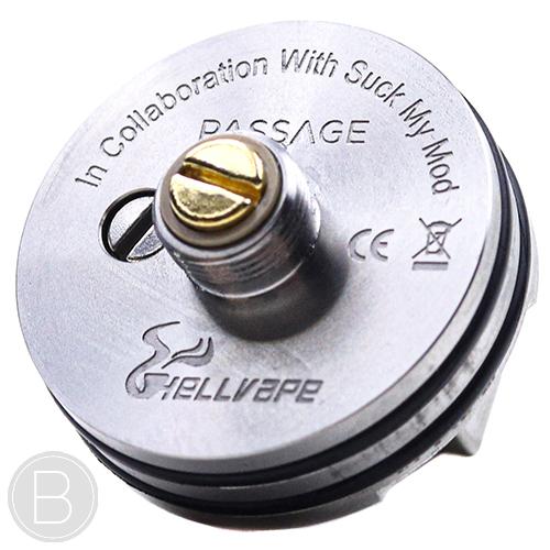 Hellvape Passage RDA - 24mm RDA - BEAUM VAPE