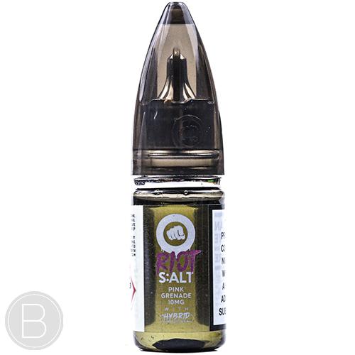 Riot S:ALT - Pink Grenade - Hybrid Nicotine E-liquid - BEAUM VAPE