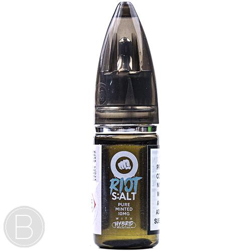 Riot S:ALT - Pure Minted - Hybrid Nicotine E-liquid - BEAUM VAPE
