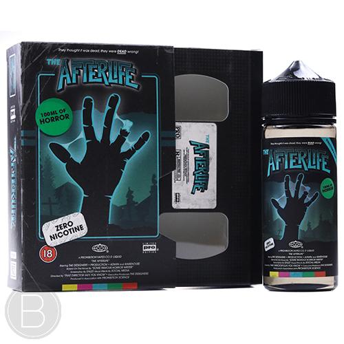 Prohibition Vapes - The Afterlife - 100ml Shortfill E-Liquid - BEAUM VAPE