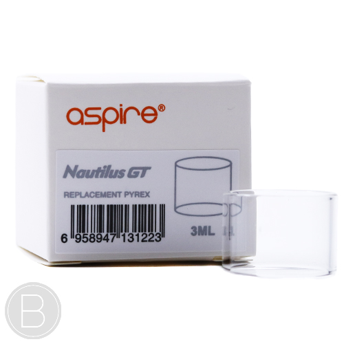 Aspire - Nautilus GT 3ml Extension Glass - Beaum Vape