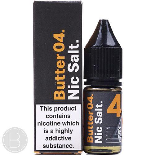 Supergood. - Butter 04 Nic Salt - 10ml Salt E-Liquid - BEAUM VAPE