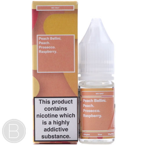 Supergood. - Peach Bellini Nic Salt - BEAUM VAPE