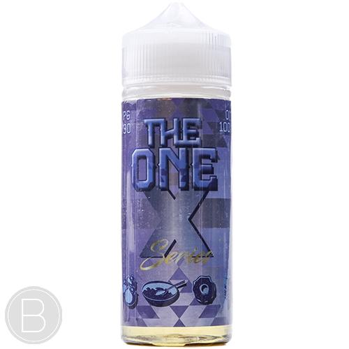 Beard Vape Co - The One X Blueberry - 100ml Short Fill - BEAUM VAPE
