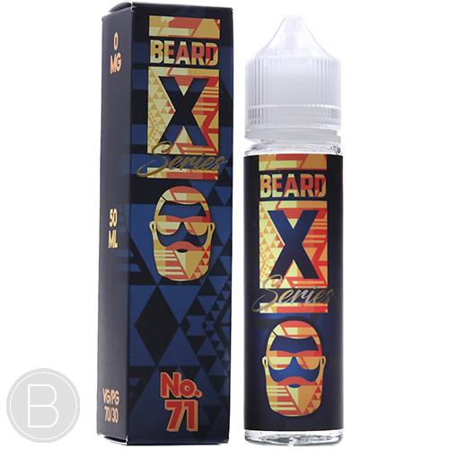 Beard Vape Co - No. 71 - 0mg - 50ml E-Liquid - BEAUM VAPE