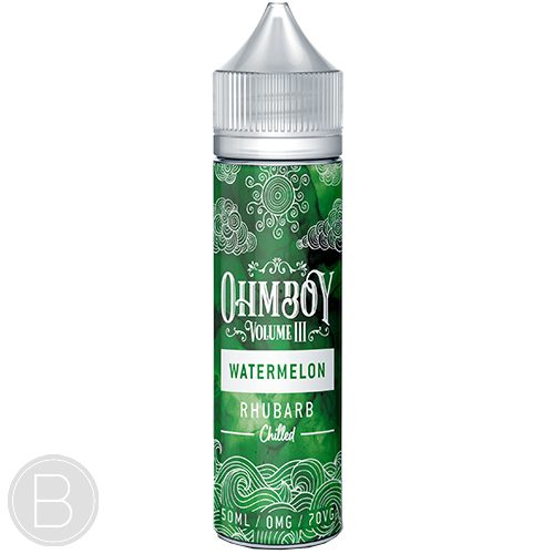Ohm Boy Volume III - Watermelon Rhubarb Chilled - BEAUM VAPE