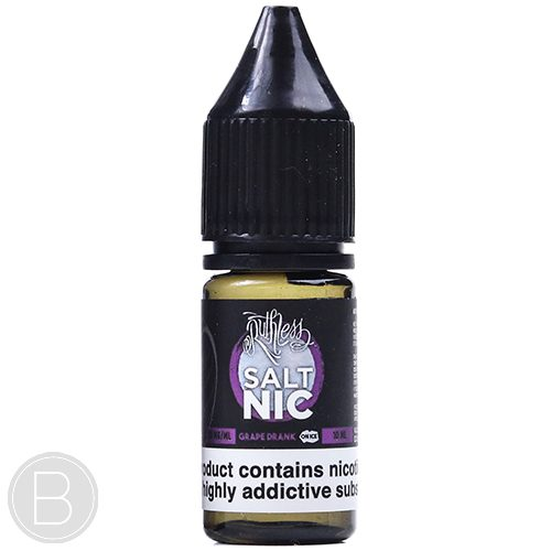 Ruthless Salt Nic - Grape Drank On Ice - Salt Nicotine E-Liquid - BEAUM