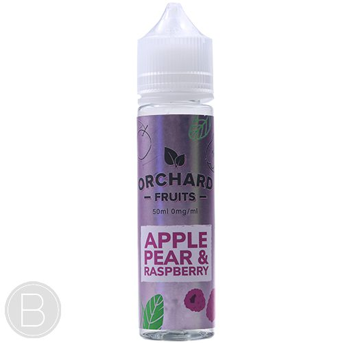 Orchard Fruits - Apple, Pear & Raspberry - 50ml Shortfill - BEAUM VAPE