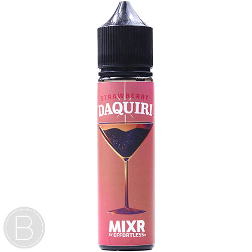Effortless - Strawberry Daquiri - 50ml Shortfill 0mg - BEAUM VAPE
