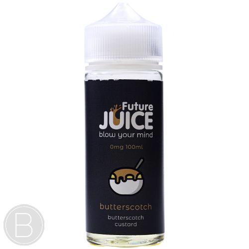 Future Juice - Butterscotch - 100ml Shortfill 0mg E-Liquid - BEAUM VAPE