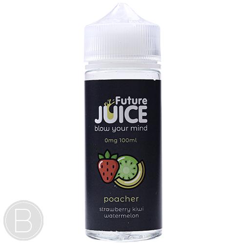 Future Juice - Poacher - 100ml Shortfill 0mg E-Liquid - BEAUM VAPE
