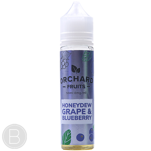 Orchard Fruits - Honeydew, Grape & Blueberry - 50ml - BEAUM VAPE