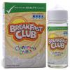 Breakfast Club - Cinnamon Crunch - 100ml Shortfill - BEAUM VAPE