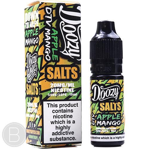 Doozy Vape Salts - Apple Mango - 10ml E-Liquid - BEAUM VAPE