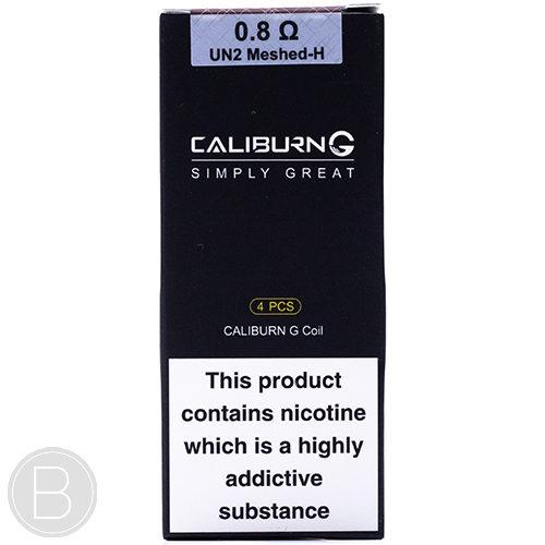 Uwell - Caliburn G Replacement Coils - Beaum Vape