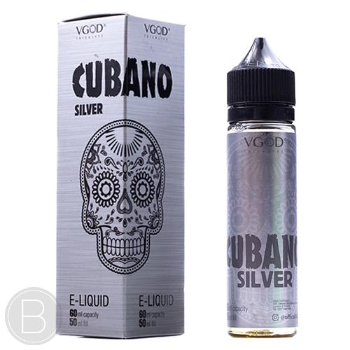 VGOD - Cubano Silver - 50ml 0mg Shortfill - BEAUM VAPE
