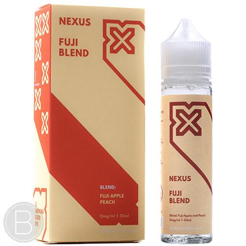 Nexus - Fuji Blend - 0mg 50ml E-liquid - BEAUM VAPE