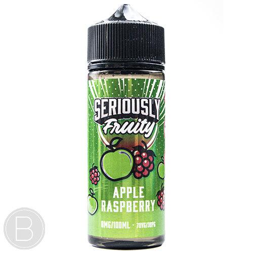 Seriously Fruity - Apple Raspberry - 100ml Shortfill - BEAUM VAPE