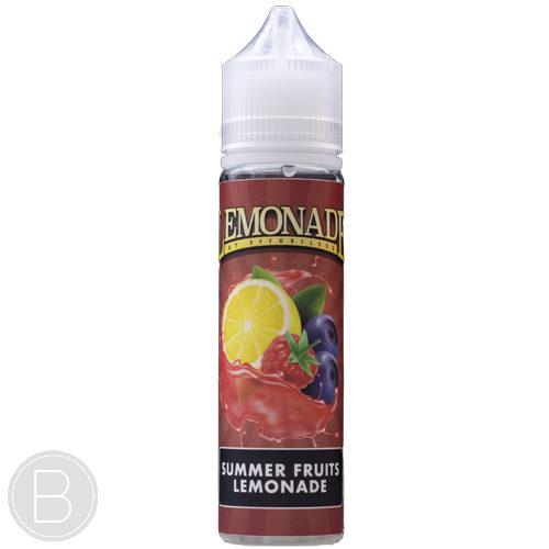 Effortless - Summer Fruits Lemonade - 50ml E-Liquid - BEAUM VAPE