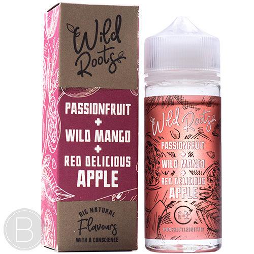 Wild Roots - Passionfruit, Wild Mango & Red Apple - BEAUM VAPE