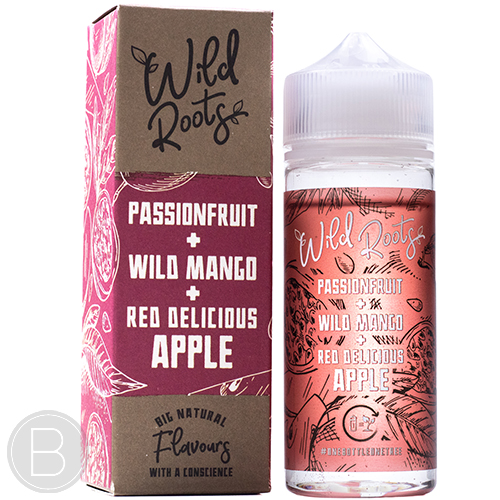 Wild Roots - Passionfruit, Wild Mango & Red Apple - BEAUM VAPE