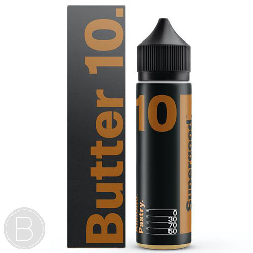 Butter 10 - Supergood 50ml Short Fill