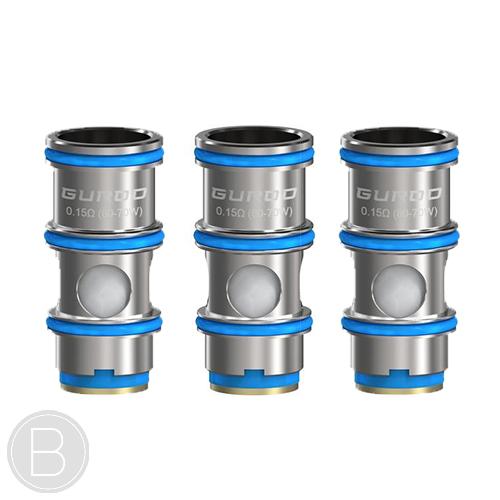 Aspire Guroo Replacement Coils - Beaum Vape