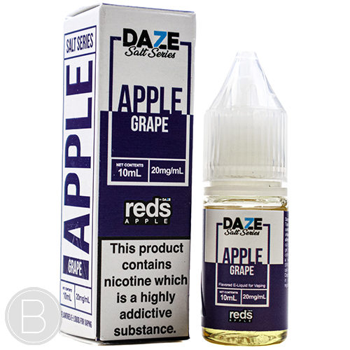 Reds Apple Salts - Apple Grape - 10ml Salt E-Liquid - BEAUM VAPE