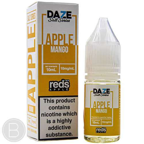 Reds Apple Salts - Apple Mango - 10ml Salt E-Liquid - BEAUM VAPE