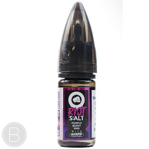 Riot S:ALT - Purple Burst - Hybrid Nicotine E-liquid - BEAUM VAPE