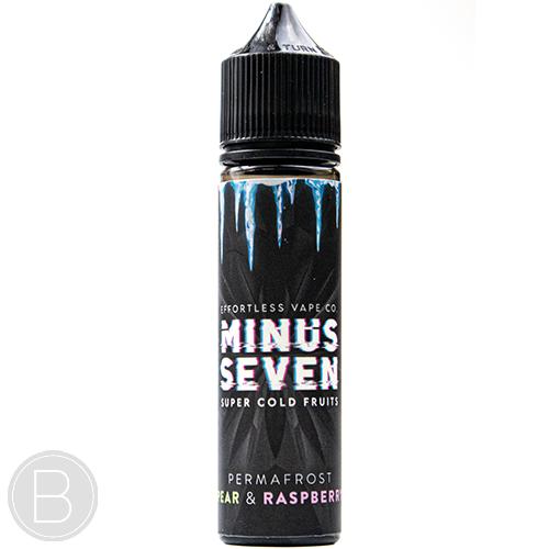 Effortless - Pear & Raspberry - 50ml E-Liquid - BEAUM VAPE