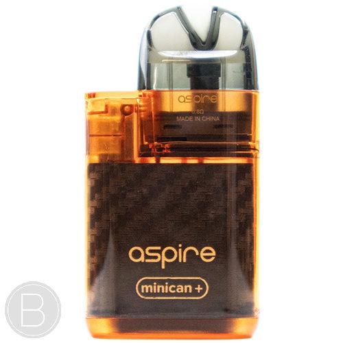 Aspire - Minican+ - 850mAh Mouth To Lung Pod Kit - BEAUM VAPE