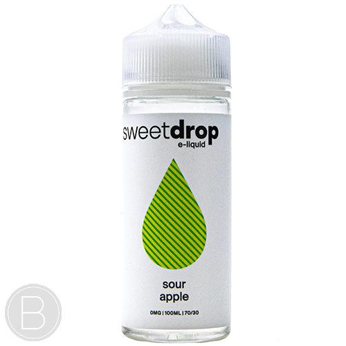 Sweet Drop - Sour Apple - 100ml Shortfill - BEAUM VAPE
