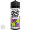 Okay! Orange - Grape, Raspberry & Blackcurrant - 100ml - BEAUM VAPE